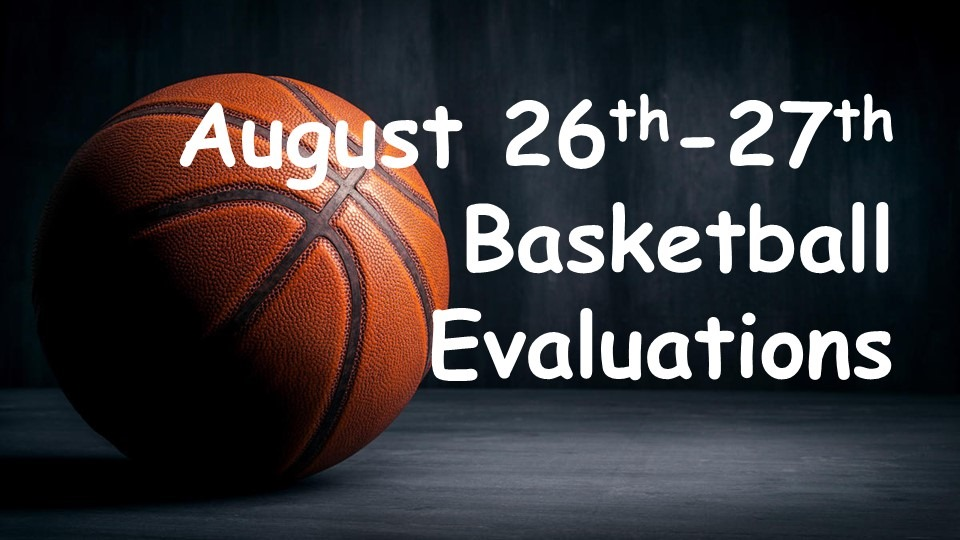 bball evaluations